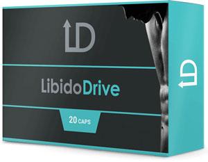 Libido Drive - pénisznövelő kapszulák
